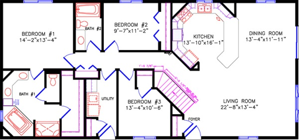 2000 lakewood green acres new homes for 2000 sq ft house plans with basement