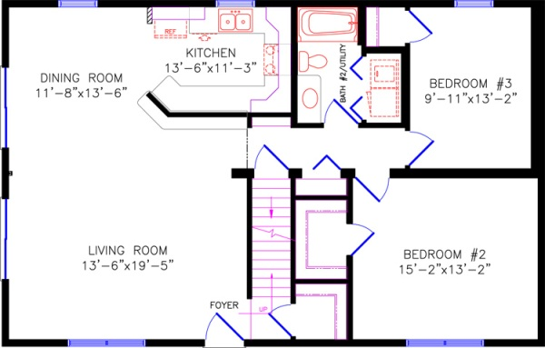 Two Story House Plans With Loft Home Design X Two Story House Plans X Two Story House