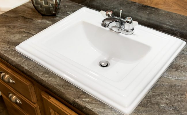 harrison 26  Rectangle Lav Bowl