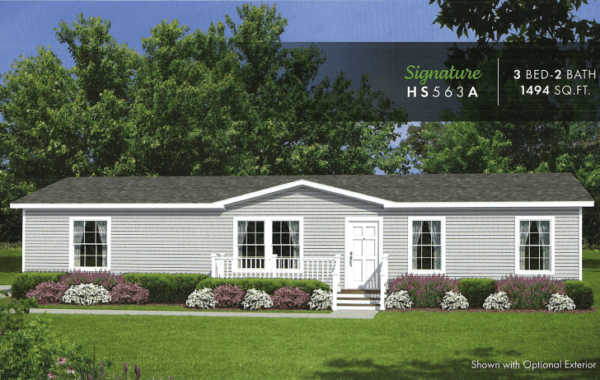 Highland Signature Multi-section HS563A