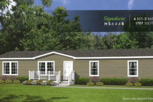Highland Signature Multi-section HS644B